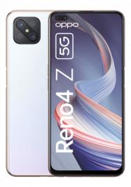 OPPO Reno4 Z 5G 128 GB Schwarz oder weiß 12,99€ monatlich und 33,99€ einmalig im Vodafone Crash Allnet Flat 7GB LTE + 50€ Rufnummermitnahme