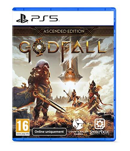 Godfall Ascended Edition PS5 - Amazon Italien