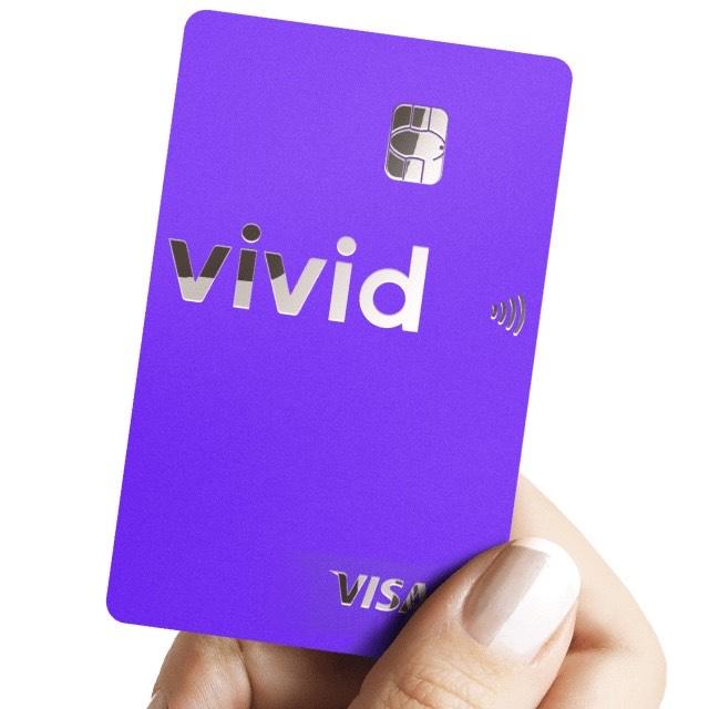 Vivid Money Girokonto · VISA Debit · bis zu 25% Cashback (z.B. Aral, Bauhaus, dm, Lieferando, Shell, Starbucks) · 20€ + 20€ KwK