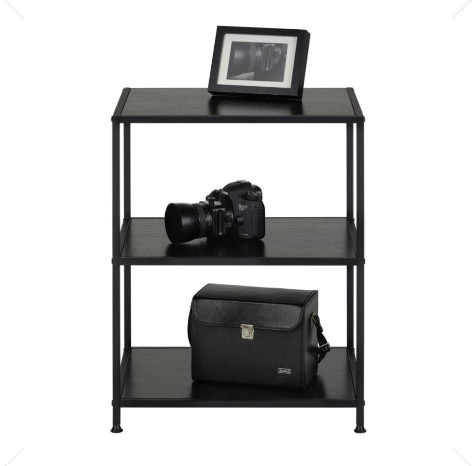 Mömax Regal in Schwarz (50 x 65 x 40 cm) für 33,88€ inkl. Versand (statt 46€)