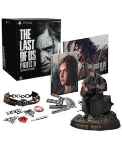 The Last of Us Part II Collector's Edition PS4 (Version Portugal)