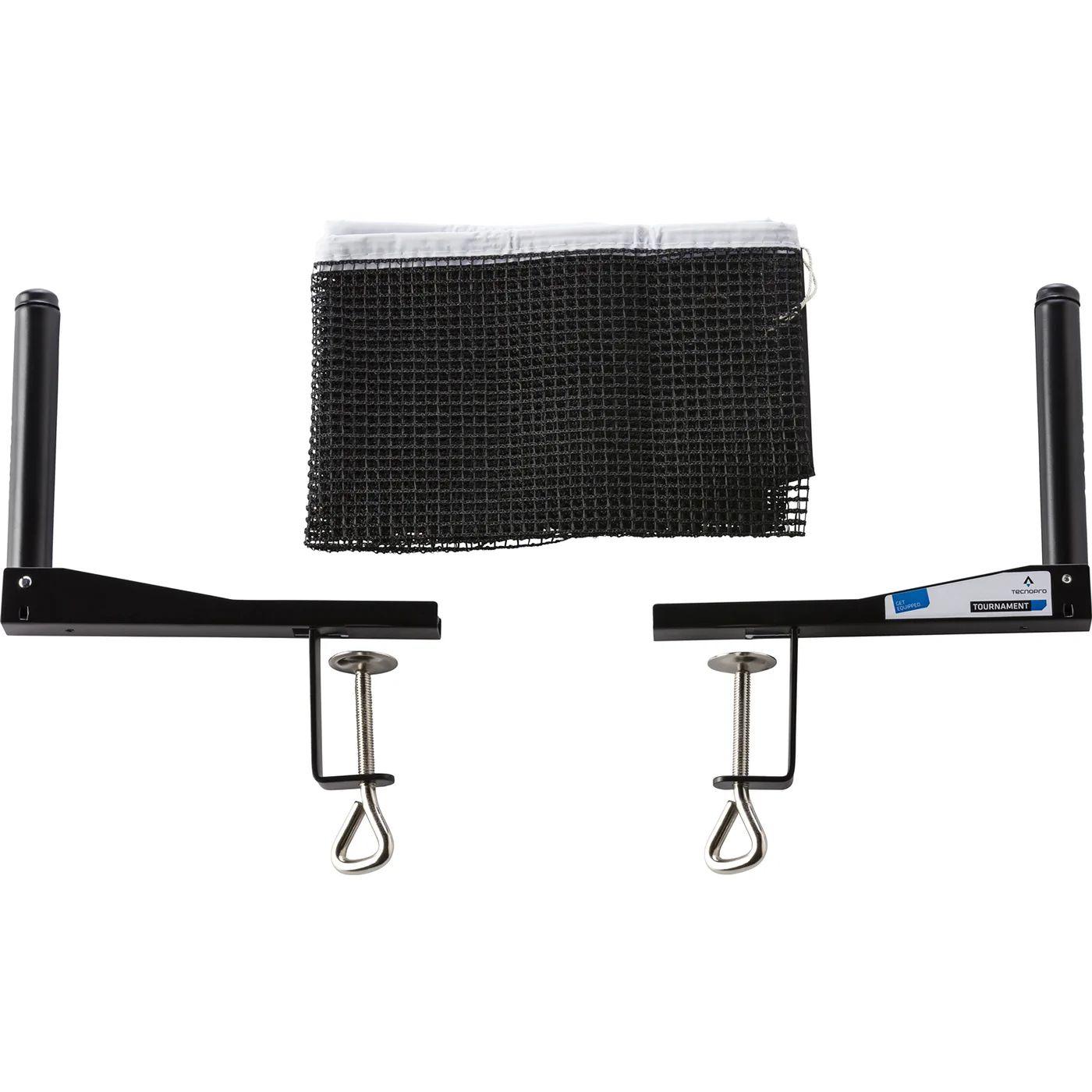 Tischtennis-Netz-Garnitur Tecnopro TEC4000