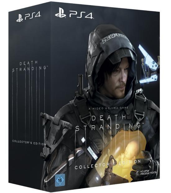 Death Stranding Collector's Edition PS4 (Spanische Version)