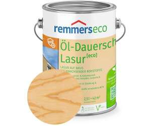 Remmers Öl-Dauerschutz-Lasur eco 2,5 L farblos
