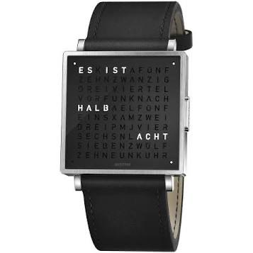 Armbanduhr Qlocktwo W35 Biegert&Funk
