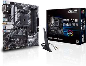 ASUS Prime B550M-A (Wi-Fi) Gaming Mainboard bei Amazon