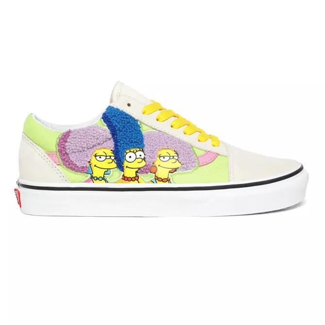 The Simpsons X VANS The Bouviers Old Skool Sneakers (Gr. 34-47)