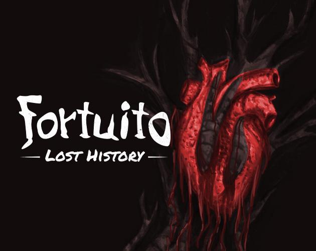 Fortuito: Lost History [HORROR SPIEL] @ Itch.io