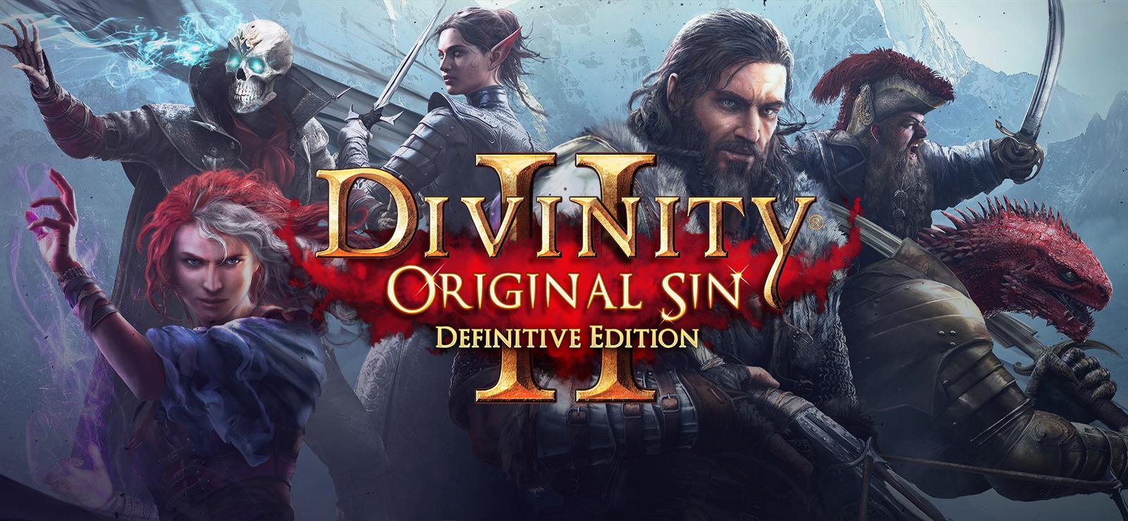 [PC] Divinity: Original Sin 2 - Definitive Edition (DRM-Free, VPN)
