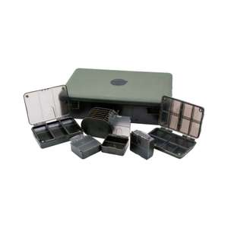 KORDA - TACKLE BOX BUNDLE [ Angeln ]