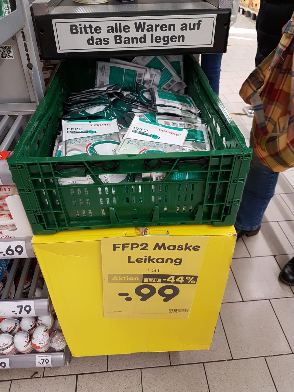 FFP2 Maske Leikang