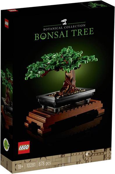 Lego Creator Bonsai Baum 10281