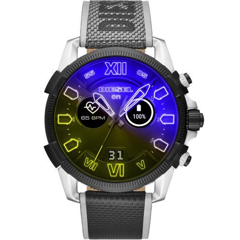 Verschiedene Diesel Herrenuhren Smartwatch Touchscreen 48mm 5 ATM DZT2012 / DZT2013