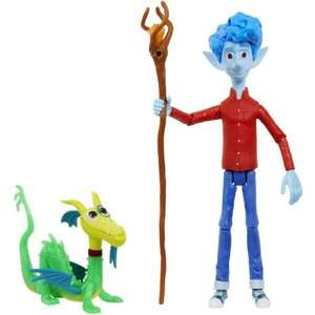 [real.de] Disney Pixar GMM15 - Onward Ian Lightfoot Actionfigur, ab 3 J., 17 cm