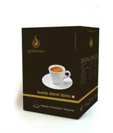 Nespresso - alternative Kapseln - verschiedene Sorten und Geschmacksstärken