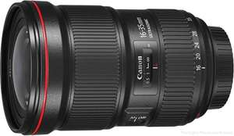 Canon EF 16-35mm f2.8 L III USM Objektiv   PC Components ES