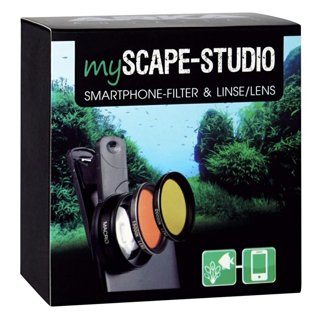 [Aquaristik] [Prime] Smartphone Filter Arka myScape-Studio (baugleich myreef-Studio)