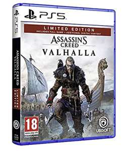 Assassin's Creed: Valhalla (Limited Edition) (PS5)