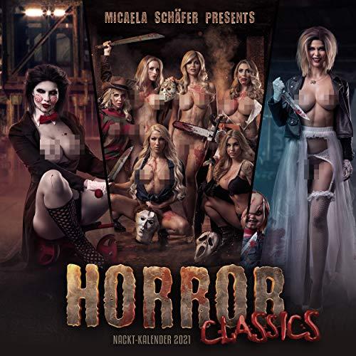 [PRIME] Horrorkalender für Horrorjahr!? - Micaela Schäfer Horror Classics Erotischer Wandkalender 2021