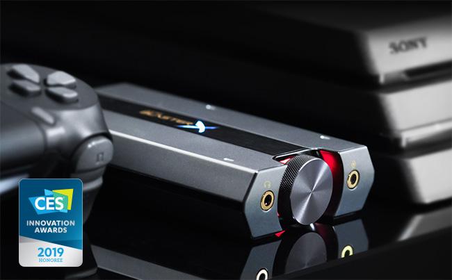 Creative Sound BlasterX G6 - Soundkarte