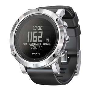 PrivateSportShop - Smartwatches & Laufuhren von Garmin und Suunto im Sale, zB: Suunto Core Brushed Steel CORE BRUSHED