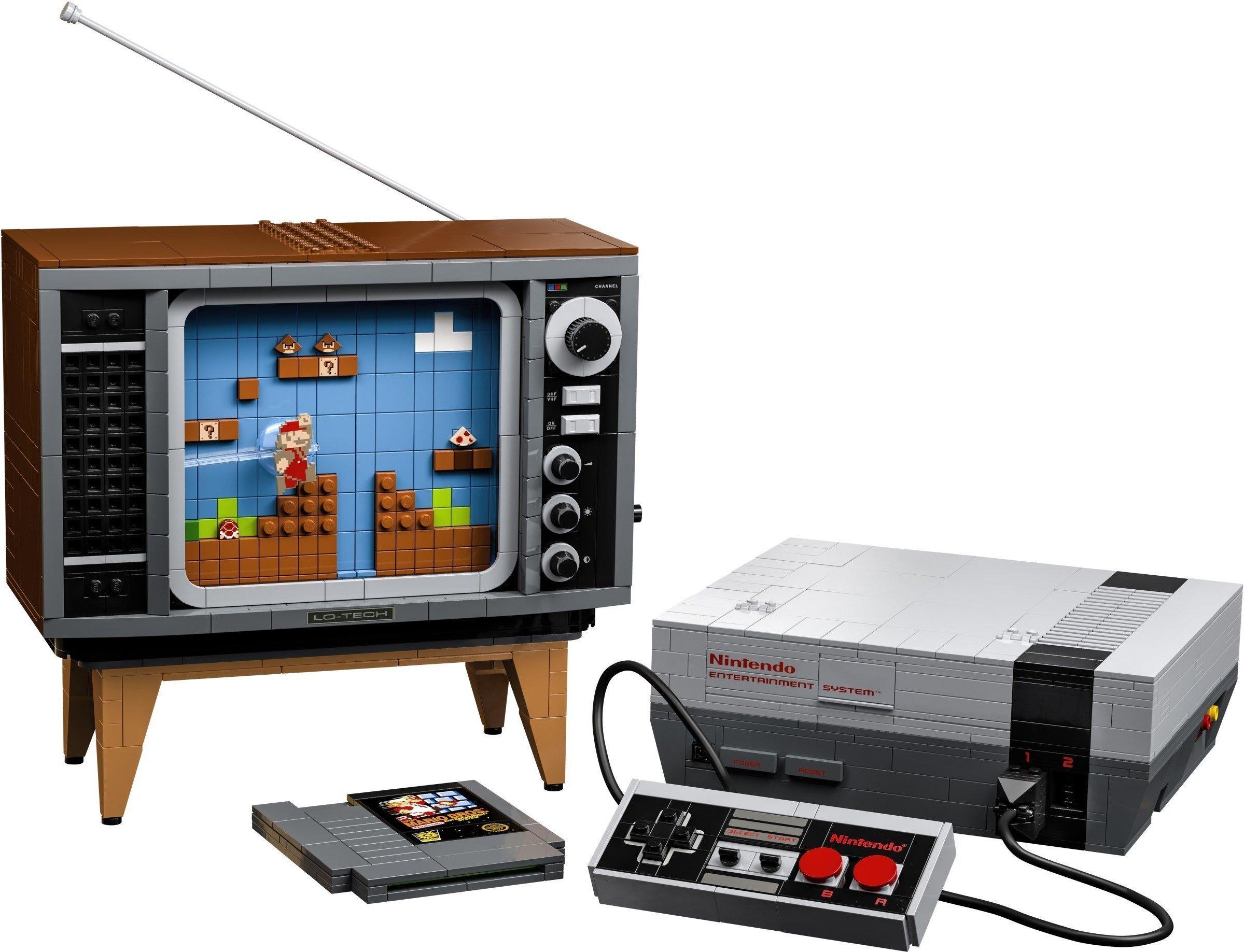 LEGO Super Mario - Nintendo Entertainment System (71374)