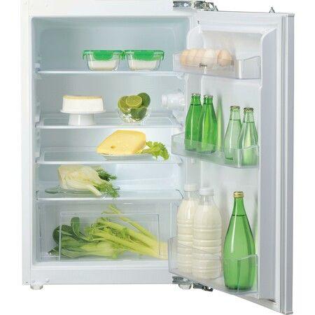 BAUKNECHT KSI 9VF2 Einbaukühlschrank mit Gefrierfach (A++, 118 l Nutzinhalt, 87,5 cm hoch, 54 cm breit) [Expert & Otto]