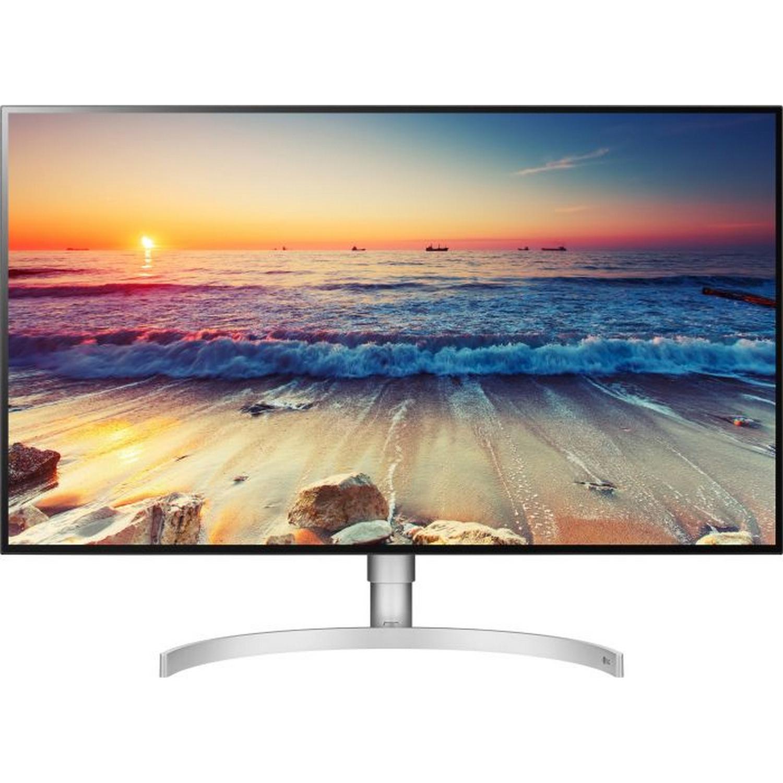"""LG 32UL950-W 31.5"""" 4K UHD 16:9 weiß UltraFine Monitor Display"""