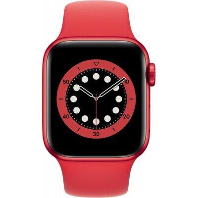 Apple Watch Series 6 Smartwatch Rot 40mm (eBay WOW-Angebot)