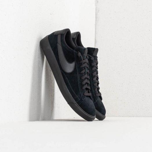 Nike Blazer Low Sneaker - schwarz