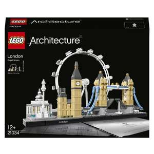 Amazon LEGO 21034 Architecture London