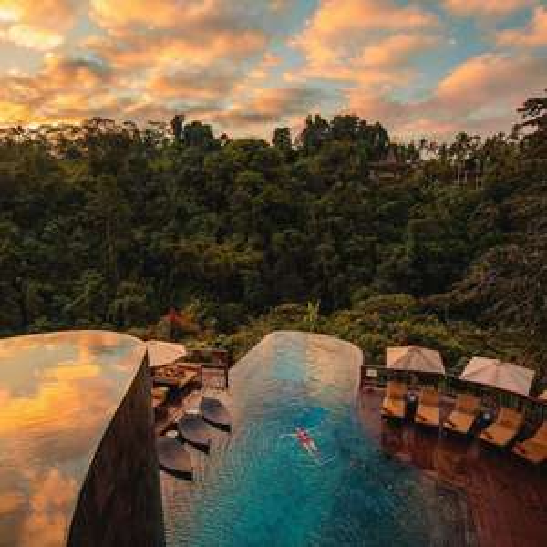 Bali, Indonesien: 5*Hanging Gardens Of Bali - 3 Nächte 100m² Pool Villa inkl. diverser Extras / gratis Storno / bis Dezember 2022