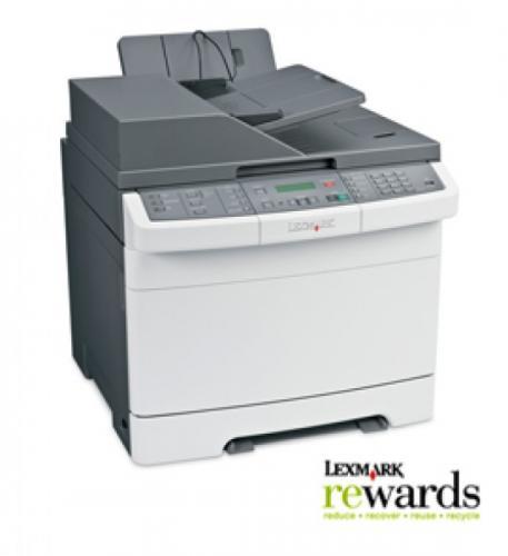 Lexmark X544dn Farb-Multifunktionsdrucker 4 in 1 mit Duplex und Netzwerk für 249,00€