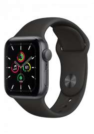 Apple Watch SE 40mm in Space Grau für 49,99€ Zuzahlung mit Otelo Allnet Flat Go (5GB LTE, VF-Netz) für mtl. 14,99€