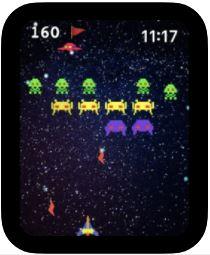 Galaxia kostenlos im App Store (Apple Watch + iOS)