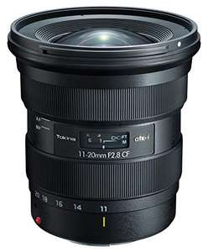 TOKINA ATX-i 11-20mm F2.8 Objektiv für Canon EF-Mount (APS-C)