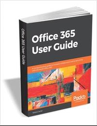 [PDF] [eBook] Office 365 User Guide ($23.99 Value) FREE [Englisch] [kostenlos]