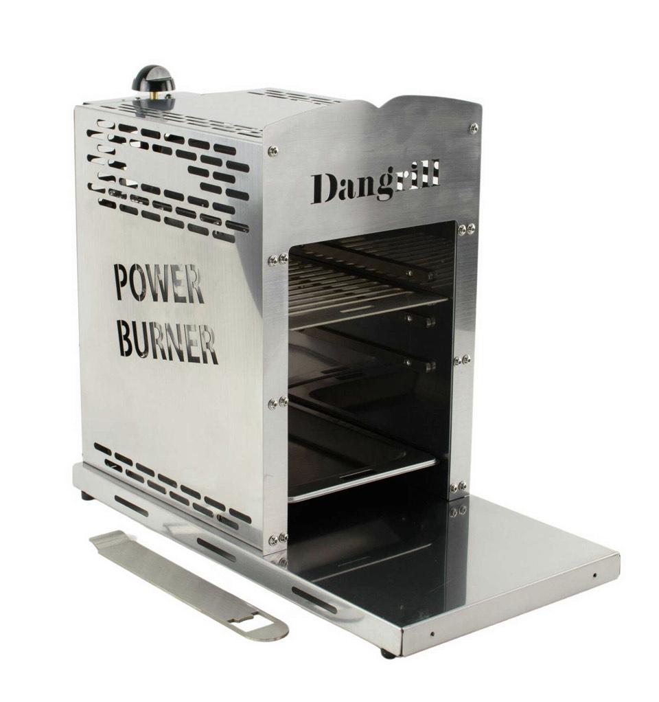 Dangrill Hochtemperaturgrill Beef Maker Gas-Grill für 59€ inkl. Versand (statt 129,99€)