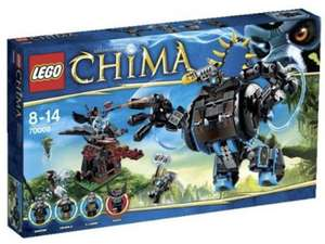 LEGO®️ Legends of Chima - Gorzans Gorilla-Roboter (70008)