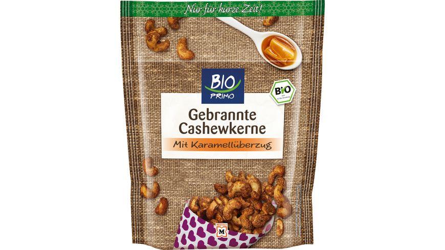 BIO Gebrannte Cashews oder Mandeln für 1,50€ @ Müller (Filialabholung)