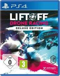 Liftoff: Drone Racing Deluxe Edition - [PlayStation 4 & Xbox One] [Mediamarkt & Saturn Abholung]