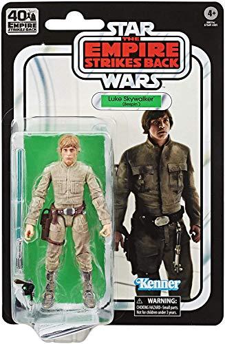 Star Wars: The Black Series - Luke Skywalker (Bespin - Das Imperium schlägt zurück 40-jähriges Jubiläum) Figur für 26,79€ [Amazon.de]