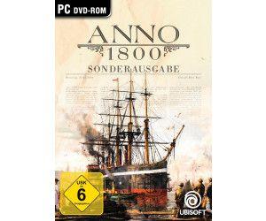 Anno 1800Sonderausgabe für 19,99€ & Königsedition für 39,99€ (PC) [Mediamarkt Abholung & Prime]