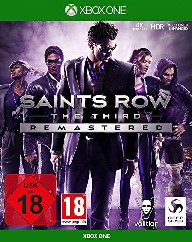 Saints Row The Third Remastered (Xbox One) für 12,42€ + VSK