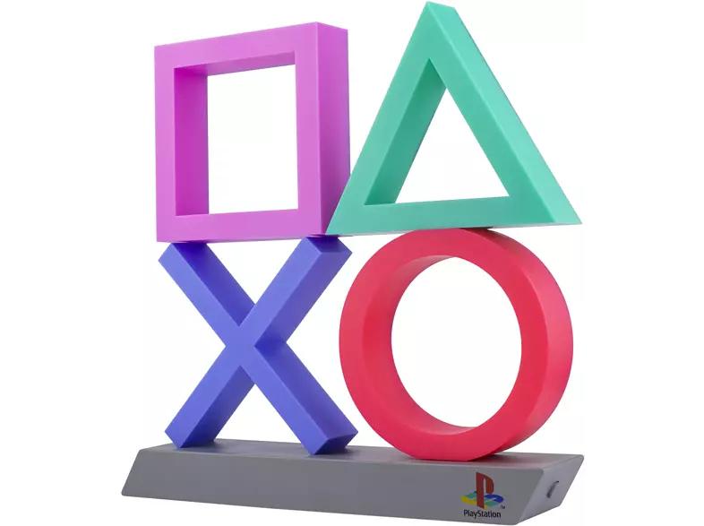 Playstation Logo Icons Leuchte XL für 22,99€ oder Playstation Logo Icons Leuchte für 19,99€ (MM Saturn Abholung)