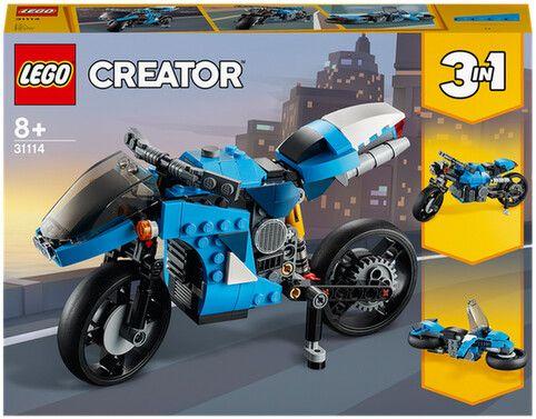 LEGO Creator - 3 in 1 Geländemotorrad (31114) [Thalia KultClub]