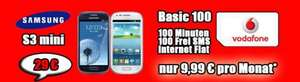 [www.talkthisway.de] Samsung I8190 Galaxy S3 mini inkl. Vodafone Basic 100