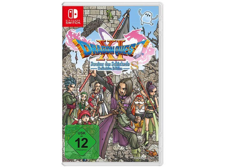 Nintendo DRAGON QUEST XI S:Streiter des Schicksals– Definitive Edition (Switch)