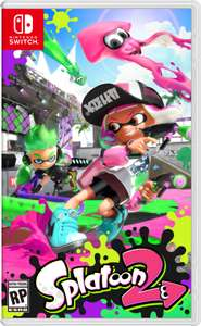 Splatoon 2 für 36,66€ - Amazon