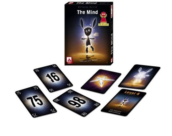 The Mind - Kooperatives Kartenspiel, nominiert zum SdJ 2018 [Thalia KultClub]